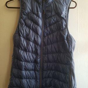 Tangerine Women's Padded Vest Large